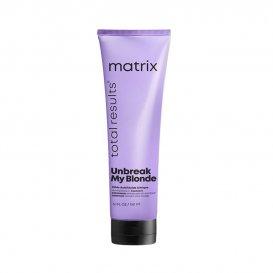 Възстановяваща грижа без изплакване Matrix Unbreak My Blonde Treatment 150ml
