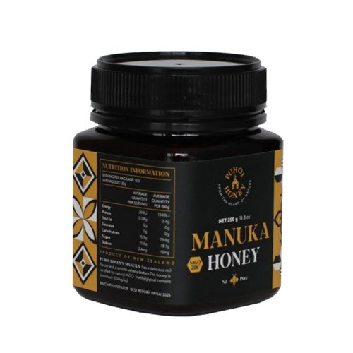 Мед от манука Manuka Honey MGO216 250g
