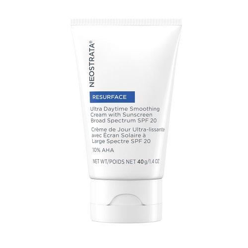 Хидратиращ и защитен крем с АНА 10% SPF 20 Neostrata Resurface Ultra Daytime Smoothing Cream 40g