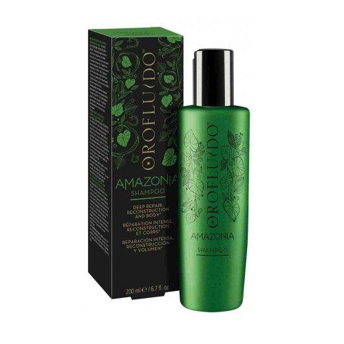 Възстановяващ шампоан Orofluido Amazonia Shampoo