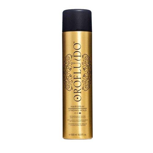 Лак за коса със силна фиксация Orofluido Hairspray Strong Hold 500ml.