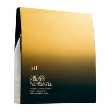 Комплект от шампоан, маска и еликсир / pH Laboratories / Pure Hair Illuminating Argan&Keratin Kit