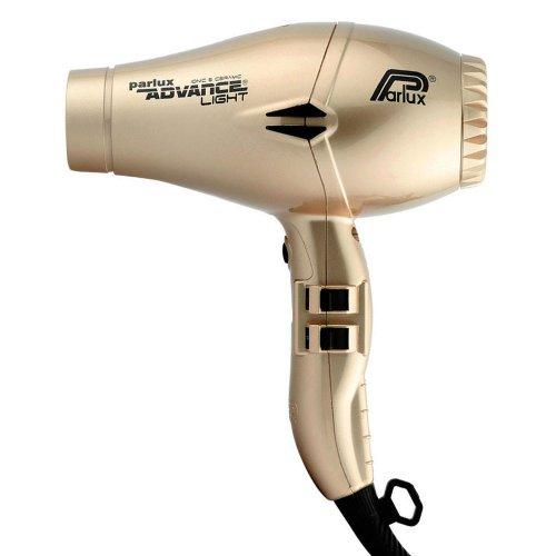 Сешоар Parlux Advance Light Ionic and Ceramic 2200W Злато