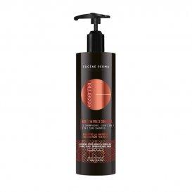 Възстановяващ шампоан за къдрава коса Eugene Perma Keratin Frizz Control Shampoo 400ml