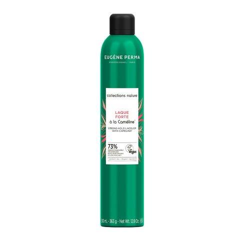 Натурален лак за коса със силна фиксация Eugene Perma 500 ml