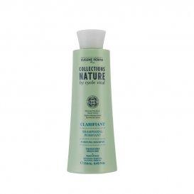 Натурален шампоан против мазни корени Eugene Perma Purifying Shampoo 250 ml