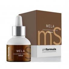 Мощен избелващ серум за лице pHformula MELA serum 30ml