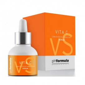 Високо концентриран серум с вит.С pHformula VITA C concentrated corrective serum 30ml