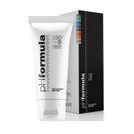 Слънцезащитен крем за лице SPF50+ pHformula U.V. protect SPF 50+ 50ml