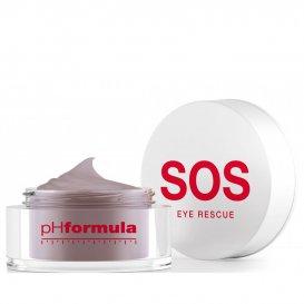 Крем против тъмни кръгове и бръчки за околоочния контур pHformula SOS EYE rescue 15ml