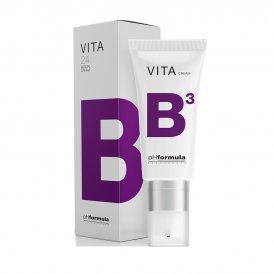 Подмладяващ крем с вит. В3 pHformula VITA B3 24 hour cream 50ml