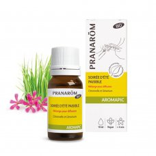 Bio репелент за арома лампа - Pranarom 10ml