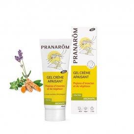Успокояващ крем гел след ухапване - Pranarom Aromapic Репелент 40 ml