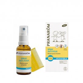 Лосион против въшки Pranarom Spray Anti-Poux 30ml