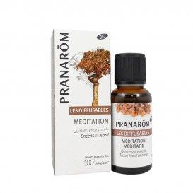 Релаксираща комбинация за дифузер Pranarom Meditation 30ml