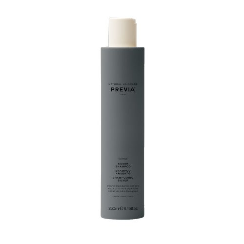 Матиращ шампоан сребро Previa Blonde Silver Shampoo 300ml