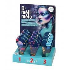 Антистатична четка за коса Sibel Aqua D-Meli-Melo