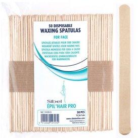 Шпатули за кола маска-малки Sibel Waxing Spatulas 50бр.