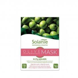Алгинатна анти ейдж маска с маслини Solanie Oliva Mask 8g