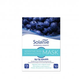 Алгинатна успокояваща маска Solanie Sensitive Mask 8g