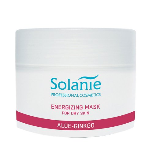 Енергизираща маска за суха кожа Solanie Energizing Mask For Dry Skin
