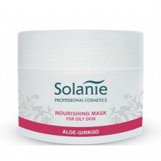 Подхранваща маска за мазна кожа Solanie Nourishing Mask For Oily Skin 250ml.