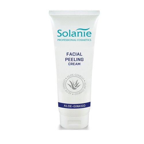 Кремообразен пилинг за лице Solanie Facial Peeling Cream 125ml.