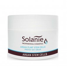 Защитен дневен крем с арган Solanie Argan Stem Cells Day Cream 100ml.