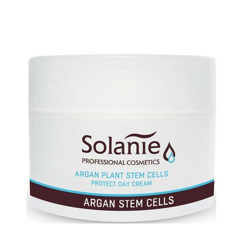 Защитен дневен крем с арган Solanie Argan Stem Cells Day Cream