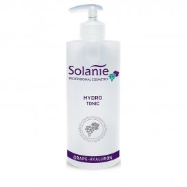 Почистващ тоник Solanie Grape-Hyalurone Hydro Tonic 500ml.