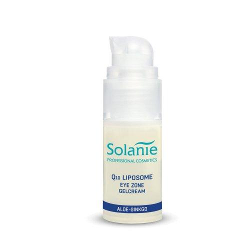 Крем-гел за околоочния контур с Q10 Solanie Q10 Liposome eye cream 15ml