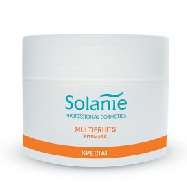 Плодова маска за лице Solanie Multifruit Fitomask 250ml.