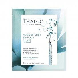 Маска с моментален хидратиращ ефект Thalgo Hydration Shot Mask 1бр