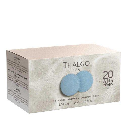 Релаксиращи таблетки за вана Морска лагуна Thalgo Iles Pacifiques Bain des Lagons 6х 25g