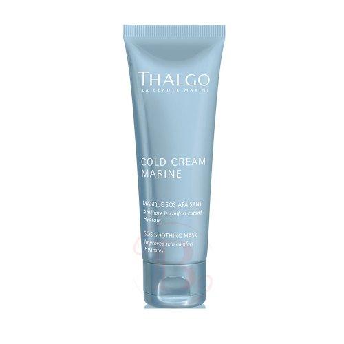 Успокояваща маска за раздразнена кожа Thalgo Cold Cream Masque SOS Apaisant 50ml