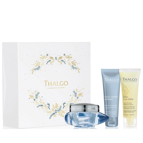 Комплект за суха и чувствителна кожа Thalgo Cold Cream Marine