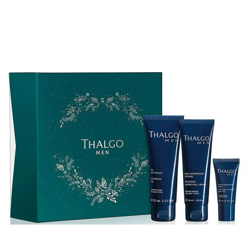 Комплект Грижа за мъжа  Thalgo Men