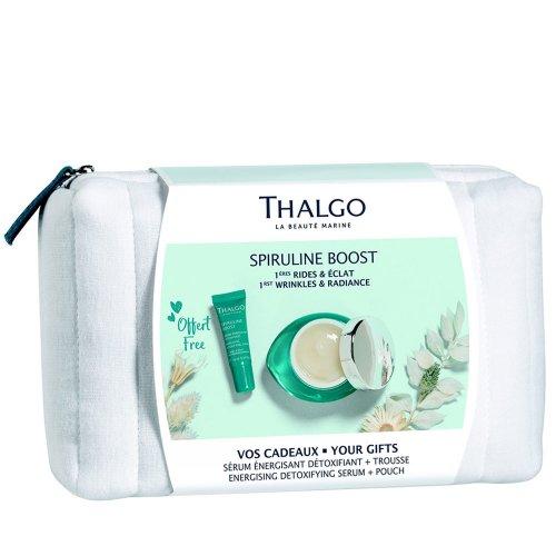 Комплект за изглаждане и детокс Thalgo Spiruline Boost