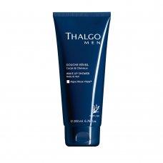 Тонизиращ душ-гел за мъже Thalgo Men Douche Reveil  200ml
