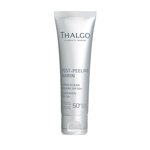 Слънцезащитен крем за лице SPF50+ Thalgo Peeling Marin Crème Ecran Solaire 50ml