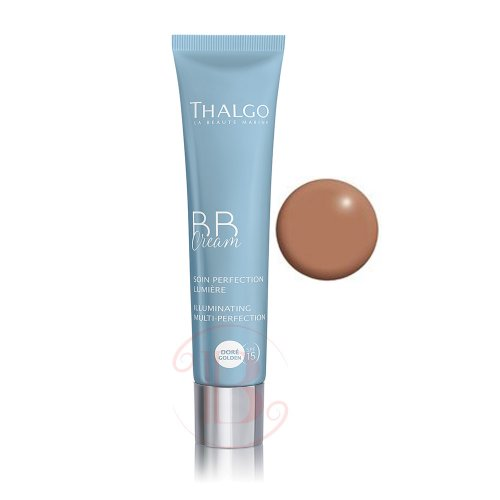 BB крем цвят-златист Thalgo Soucre Marine BB Cream BB Cream Golden 50ml