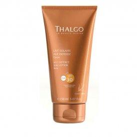 Регенериращ слънцезащитен крем SPF30 Thalgo Lait Solaire Age Defence 150ml