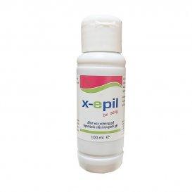 Успокояващ гел за след епилация X-Epil After Wax 100ml