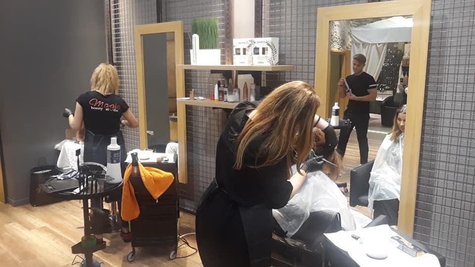 Фризьорство в салон Studio BeautyMall