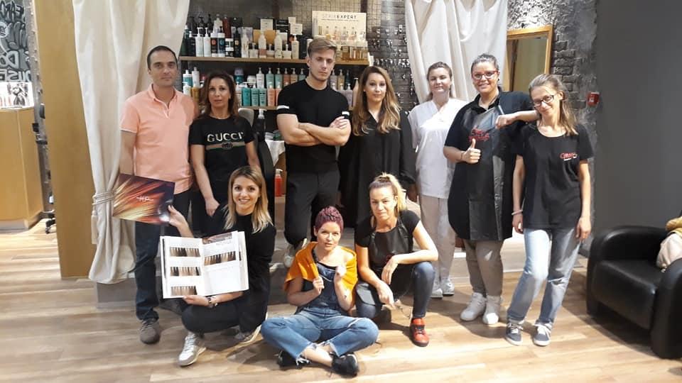 Екипа на Studio за красота BeautyMall